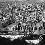 vista Aérea 3 de Bajada y Baños – 1970