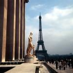 Torre Eiffel desde El Trocadero - Paris