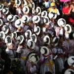 Comparsa de Carnaval. Huamanga, Ayacucho